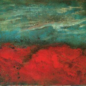 Littlestone, Sam Peacock, Samuel peacock, Art, Artist, Abstract Landscape, painter,