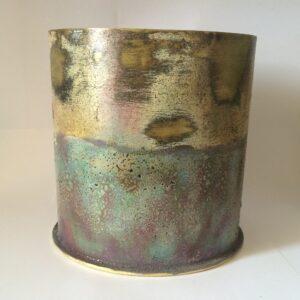 Top Brass, Sam Peacock, Samuel peacock, Art, Artist, Abstract Landscape, painter, artillery shell,