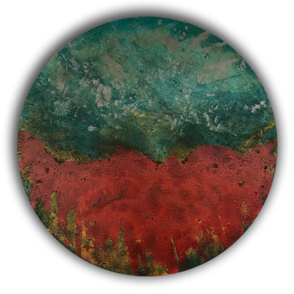 Sam Peaockc Art - Wivelcomb Bay